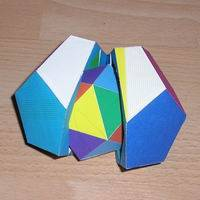 dodecahedron with a icosahedron inside