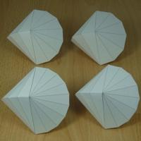 faceted sphericons