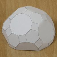 half truncated icosidodecahedron