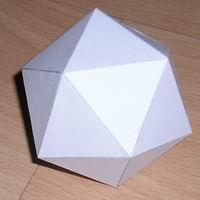 Colección de papercraft educativos de figuras geométricas / geometric figures. Manualidades a Raudales.