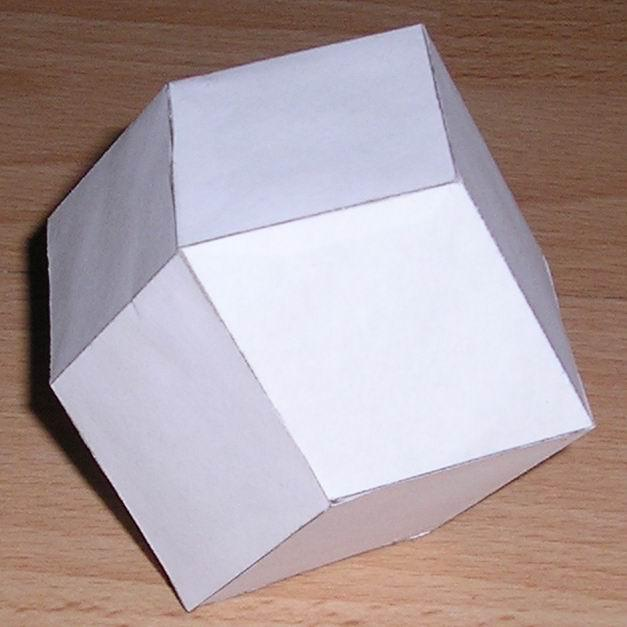 A dodecahedron is a polyhedron with 12 faces, 30 edges ...