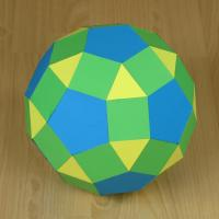rhombicosidodecahedron (large)