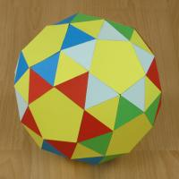 snub dodecahedron (large)