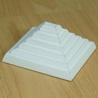 paper models step pyramid (Djoser)