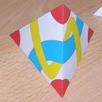 decorated tetrahedron